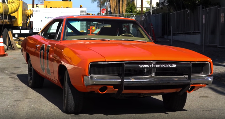 dukes of hazzard dodge charger 440 survivor