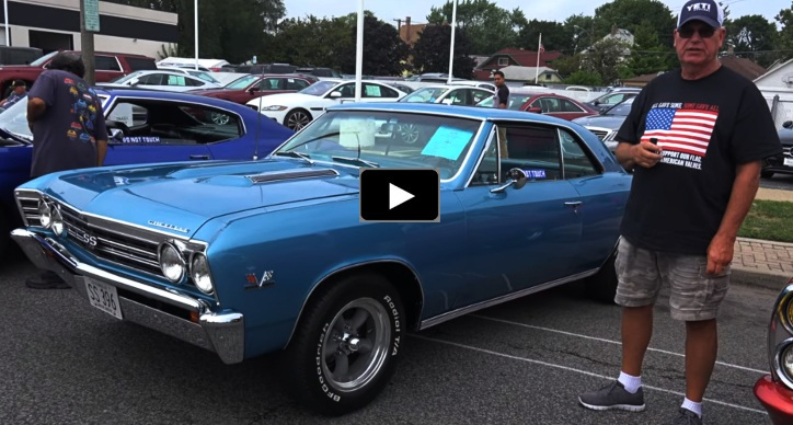 1967 chevy chevelle ss 396 restoration