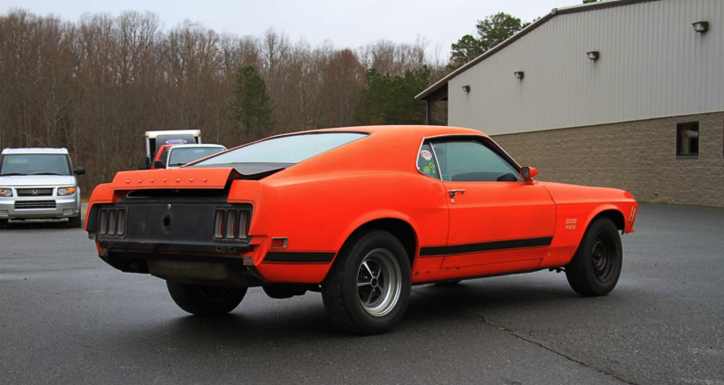detroit speed 1970 mustang boss 302 build