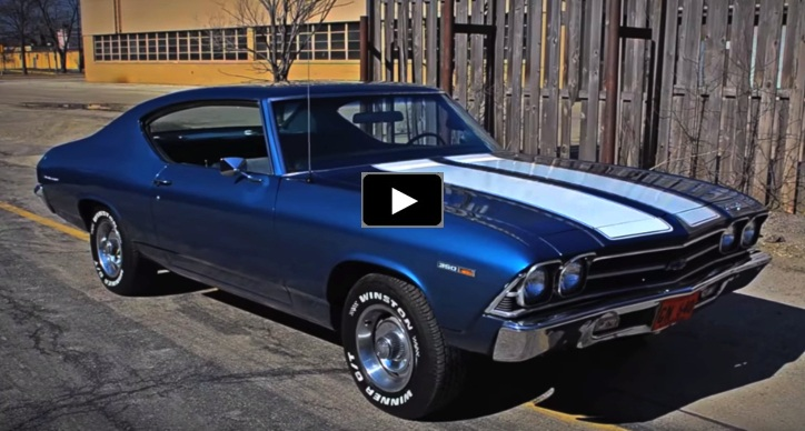 1969 chevelle malibu project car