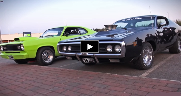 old mopar burnouts