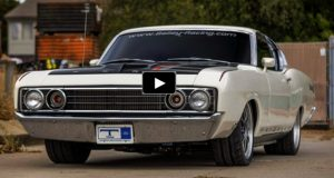 twin turbo 1969 ford torino talladega build