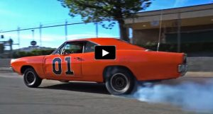 authentic general lee dodge charger 440