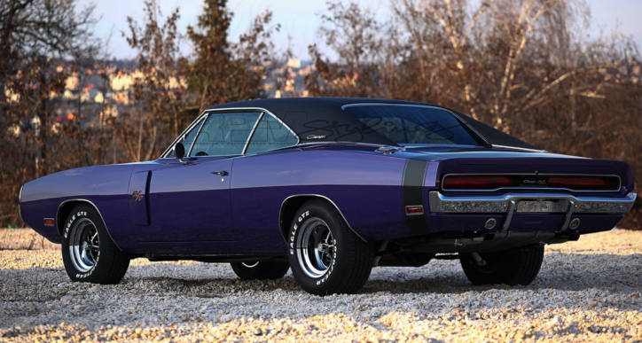 1970 dodge charger 440 magnum restoration