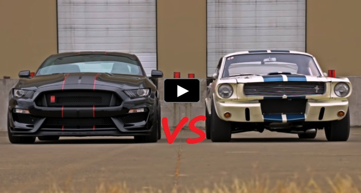 classic or modern shelby mustangs