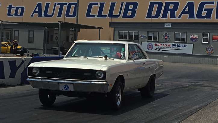 Story Of Scott Seese's 1969 Dodge Dart GT 360 V8