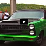 twin turbo ford fairlane street racer