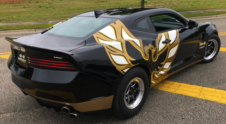 2019 trans am super duty 455