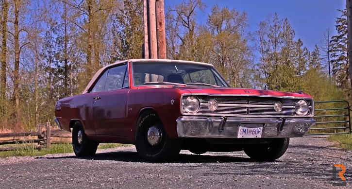 1968 dodge dart resurrected
