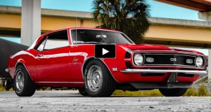 1968 camaro ss review and test drive