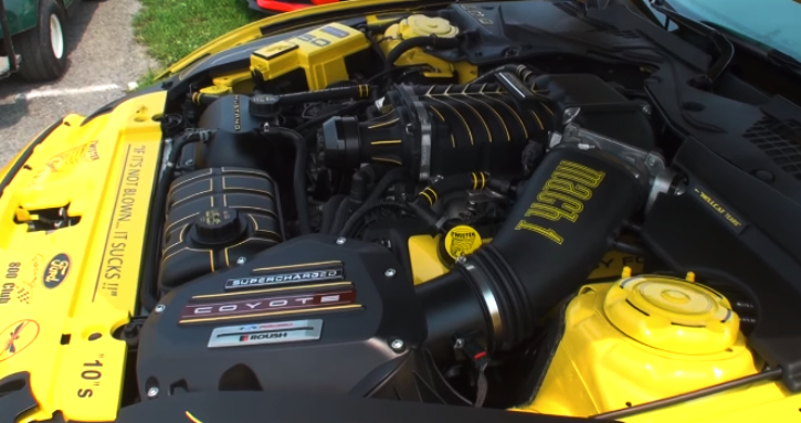 2016 mustang mach 1 twister special build