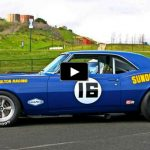 first 1968 chevrolet sunoco camaro