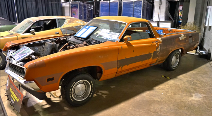 1970 ford ranchero gt 429 twister special
