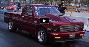 naturally aspirated chevy s10 383 stroker racing