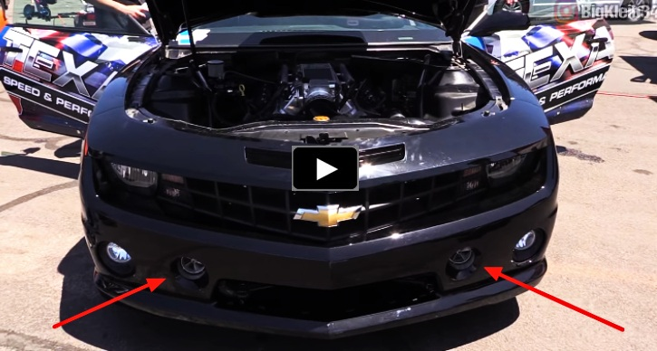 texas classic twin turbo camaro drag racing