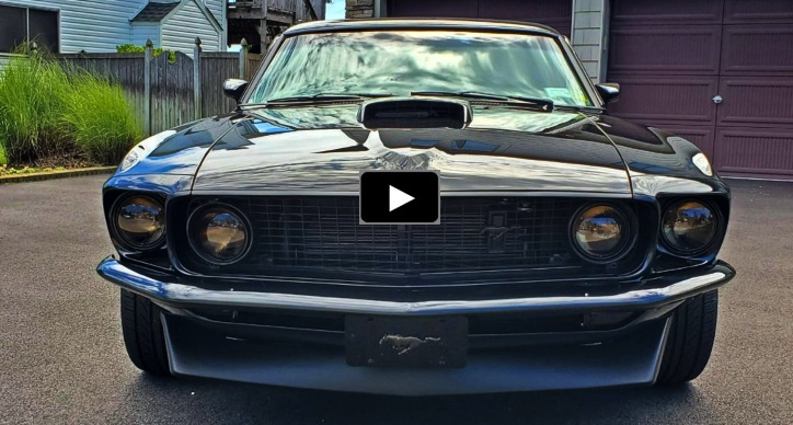 1969 ford mustang gt swap