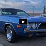 1972 dodge challenger 318 survivor
