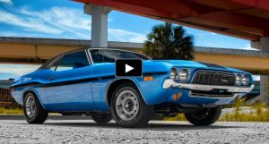 numbers matching 1972 dodge challenger 340 automatic