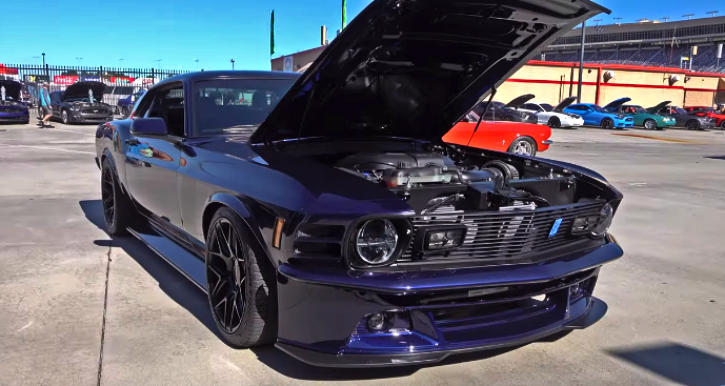 FRKNSTG ford mustang build