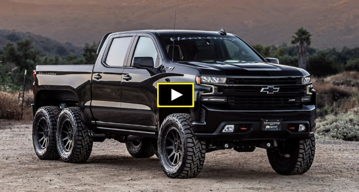 hennessey performance 6x6 chevy silverado truck review