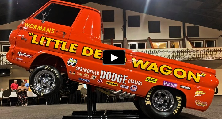 "Classic Muscle Cars For Sale >> Blown Ray Barton HEMI Powered Dodge A100 ""Little Dead ..."