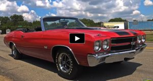 convertible 1970 chevrolet chevelle 454 4-speed