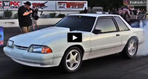 twin turbo 3v ford fox body mustang