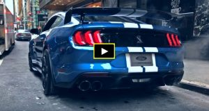 2020 shelby gt500 exhaust sound mods
