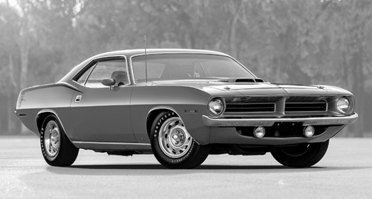 plymouth barracuda/cuda dealer promo movie