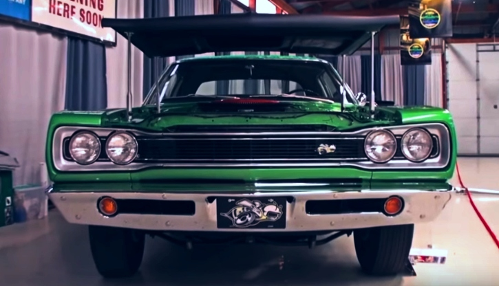 Unusual Option Makes This 1969 Dodge Super Bee A12 Unique