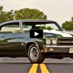 rare chevy chevelle muscle cars