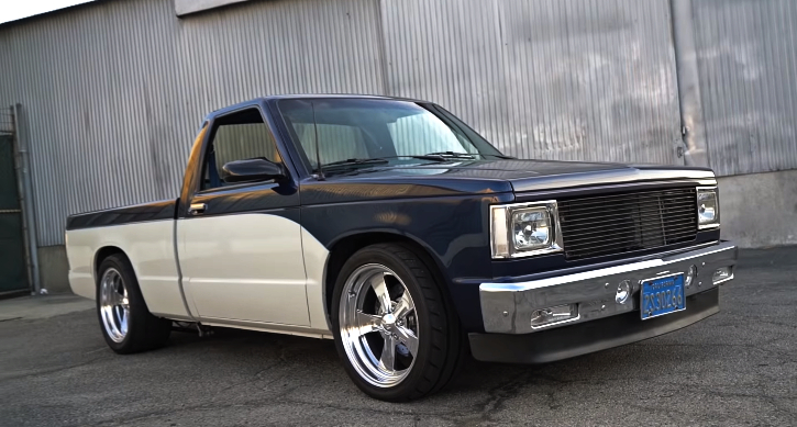 lsx powered chevy s10 truck