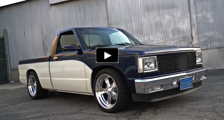 427 powered chevy sleeper truck