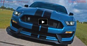 hpe850 shelby gt350 validation testing