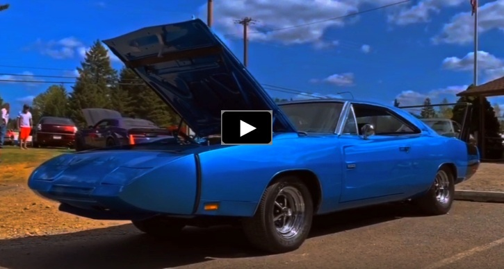 1969 dodge charger daytona vintage 426 hemi engine