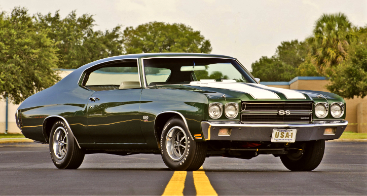 chevrolet chevelle collector muscle cars