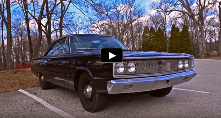 1967 dodge coronet r/t video review