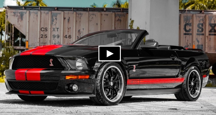 supercharged mustang gt500 test drive