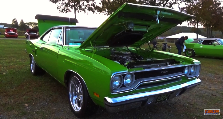 1970 plymouth gtx 440 built