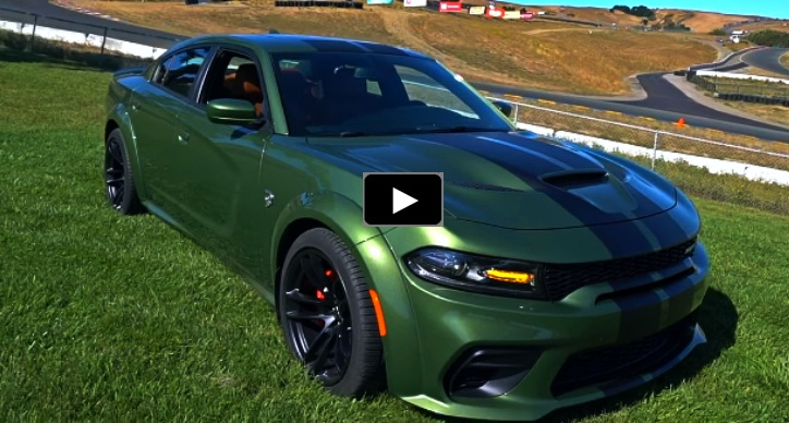 Hellcat For Sale >> All About the 2020 WideBody Dodge Hellcat Charger | HOT CARS
