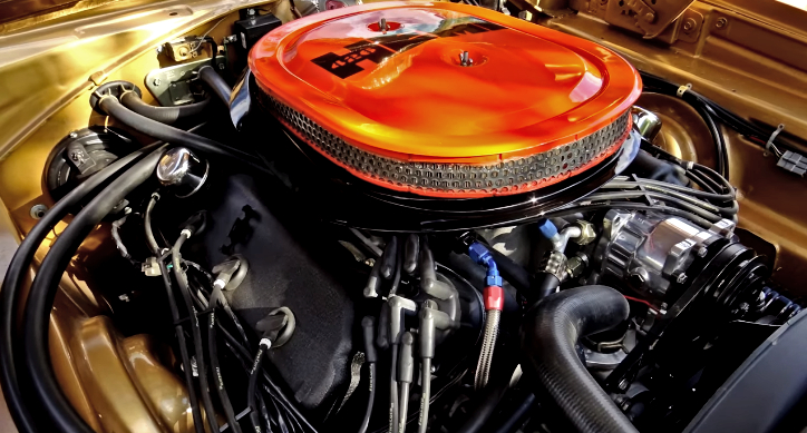1968 dodge charger rt restored