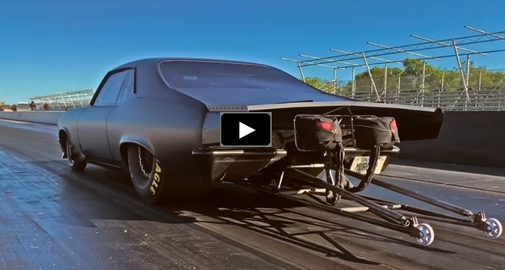 shawn drag racing the new murder nova