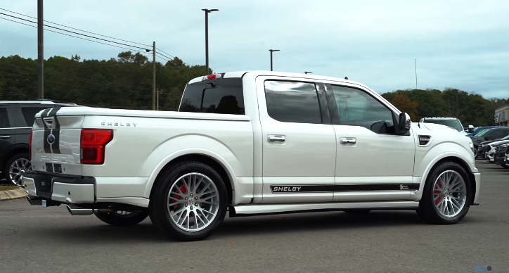 unique 2019 shelby super snake f150