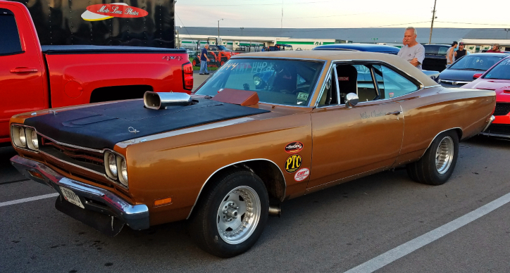 plymouth satellite 440 rb block