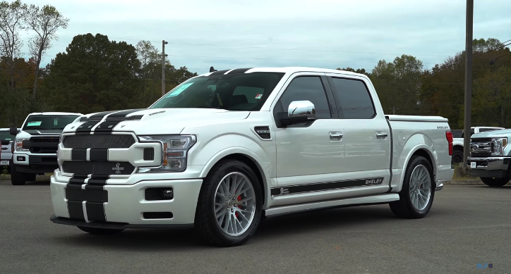 2019 shelby super snake f150 review