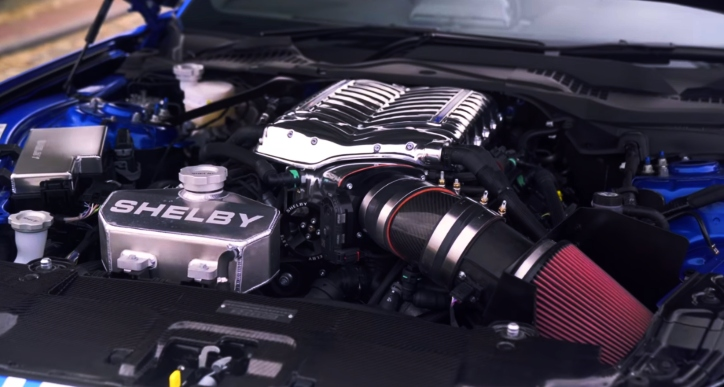 800hp supercharged ford mustang super snake