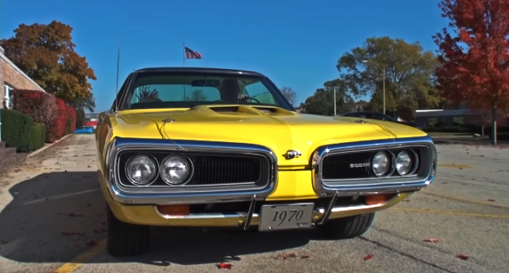 1970 dodge super bee 440 six pack