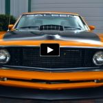 custom 1969 mustang fastback saleen build