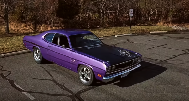1970 plymouth duster 408 stroker
