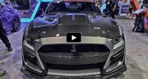 2020 shelby gt500 mustang carbon package